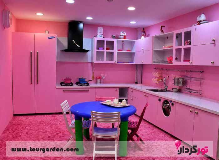شهر بازی کودکان در مشهد، شهر مشاغل