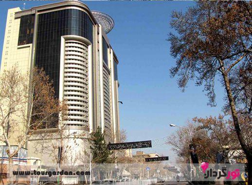 برج آلتون مشهد