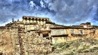روستای متمدن و پیشرفته دیزباد در چند قدمی مشهد