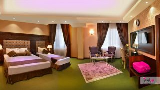 هتل الماس نوین ؛ هتلی لوکس و تازه ساز در چند قدمی حرم مطهر