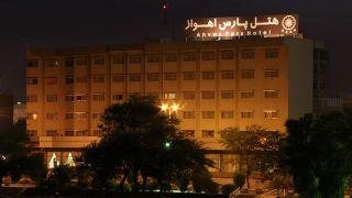 تور اهواز هتل پارس از تهران