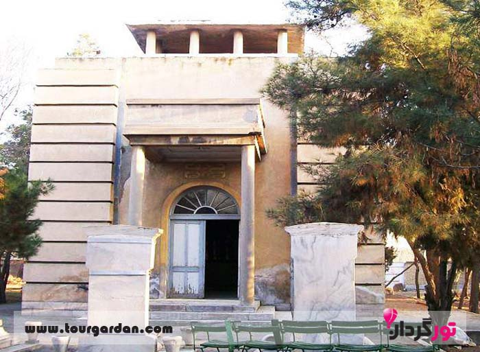 قبرستان های مشهد