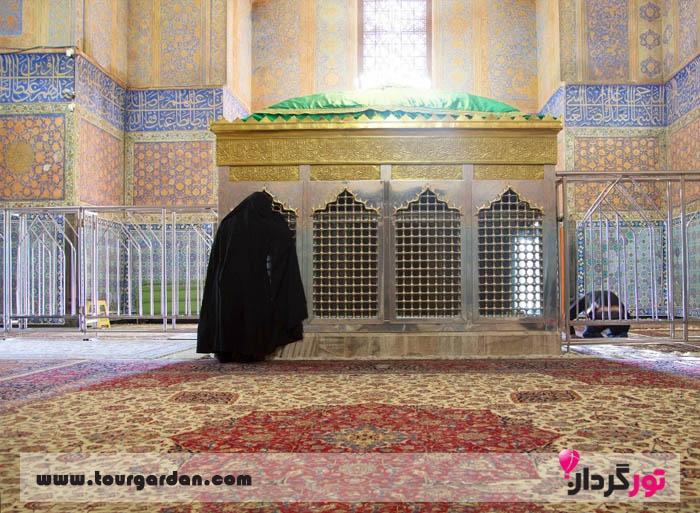 قبرستان های مشهد، خواجه ربیع