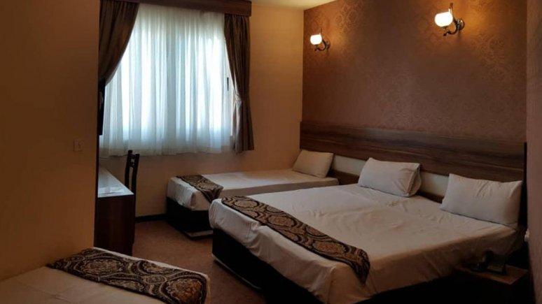 تور مشهد از تهران هتل انقلاب