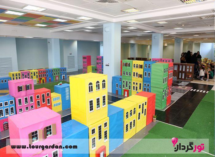 شهر بازی کودکان در مشهد، فرهنگسرای کودک و آینده