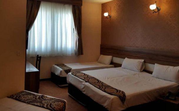 تور مشهد هتل انقلاب از تهران