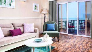 هتل ترنج کیش ؛ اولین هتل دریایی ایران و خاورمیانه