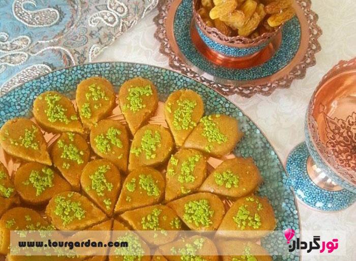 شیرینی های شیراز،