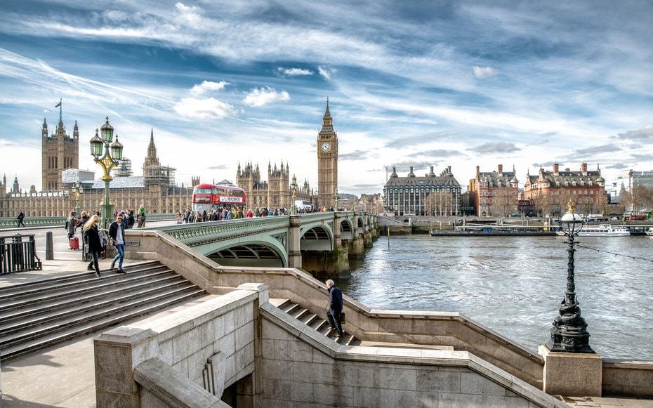 تور لندن نوروز 99 از تهران