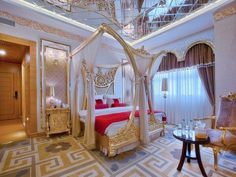 تور مشهد هتل الماس 2