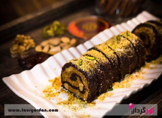 شیرینی های شیراز و استان فارس