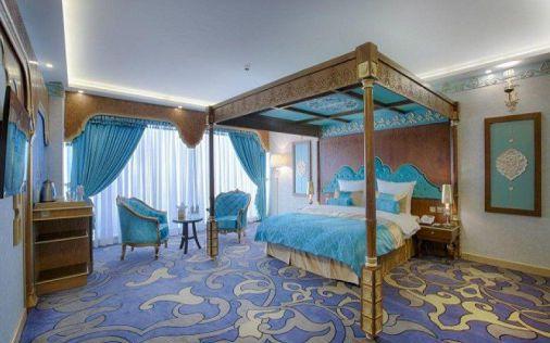 تور مشهد هتل الماس 2 از تهران