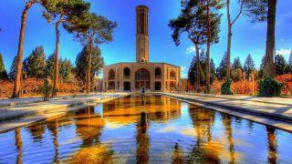 معماری تاریخی یزد ؛ بناها و هتل های تاریخی یزد