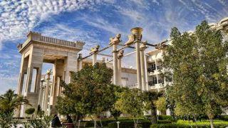 تور کیش هتل داریوش از تهران ☀️ مجری مستقیم 30% ارزان تر