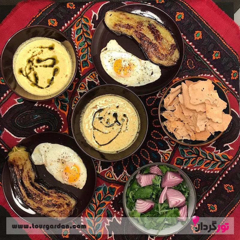 غذاهای سنتی خراسان، کمه جوش