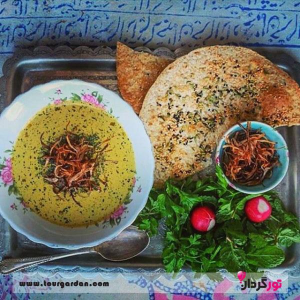 غذاهای محلی خراسان