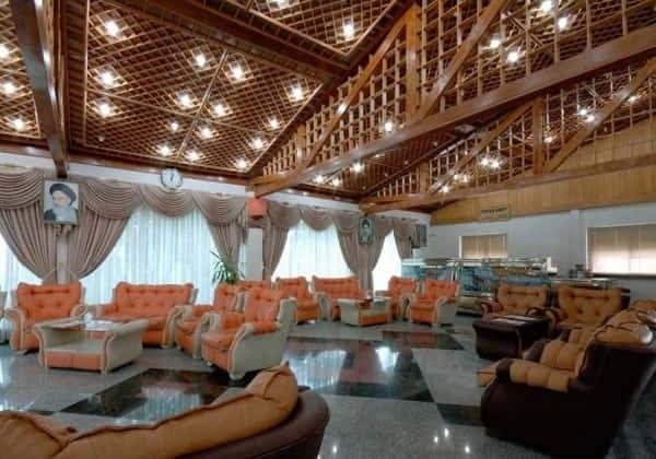تور کیش از شیراز هتل شباویز