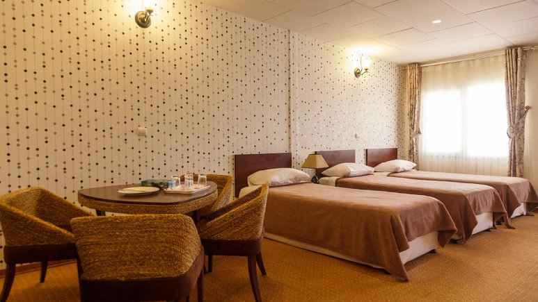 تور کیش از مشهد هتل آرامش