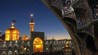 تور مشهد از تهران هتل آپارتمان زیارت