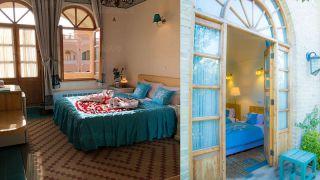 هتل چهار ستاره داد ؛ از معروف ترین هتل های یزد
