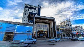 همه چیز درباره هتل مجلل درویشی مشهد