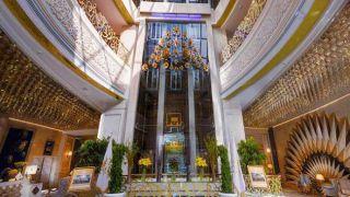 تور مشهد هتل الماس از تهران