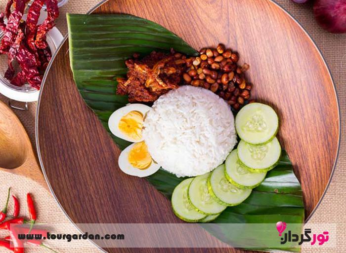 ساتای Satay)) مالزی