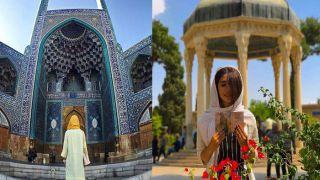 به شیراز سفر کنیم بهتر است یا به شهر اصفهان؟