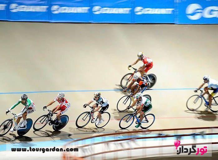 پیست دوچرخه مشهد