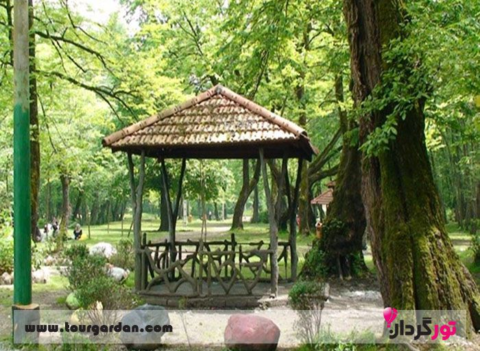پارک جنگلی بهمن طرقبه مشهد