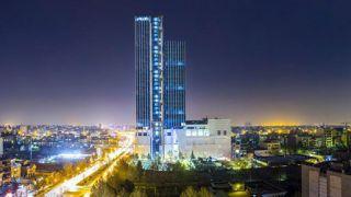 برج آرمیتاژ مشهد؛ بخش های فروشگاهی و تفریحی
