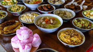 غذای چینی متناسب با ذائقه ایرانی به همراه چند غذای عجیب و غریب