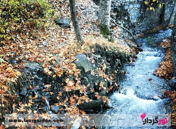 رودخانه زشک