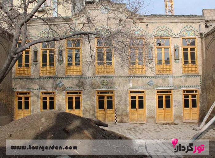 خانه امیری مشهد