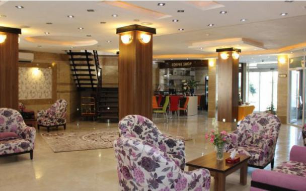 تور کیش هتل شایلی از تهران