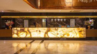 تور مشهد هتل اترک از تهران