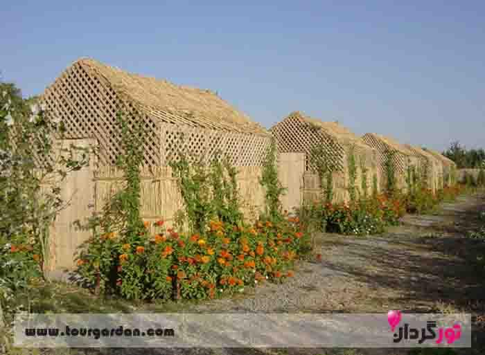 دهکده چوبین نیشابور