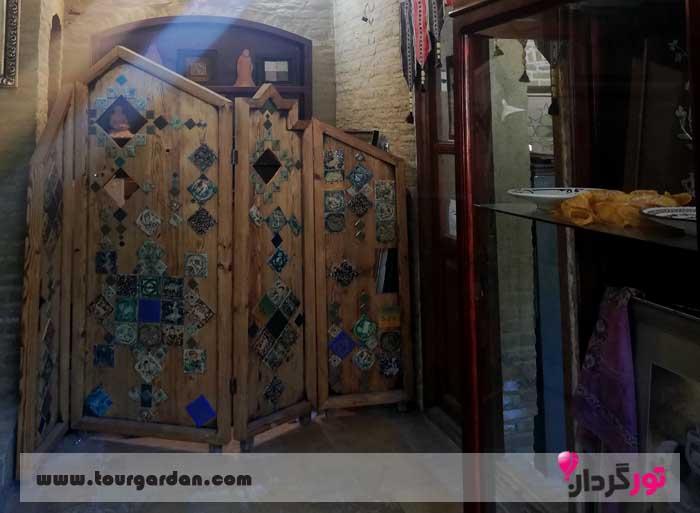 گالری خانه ملک مشهد