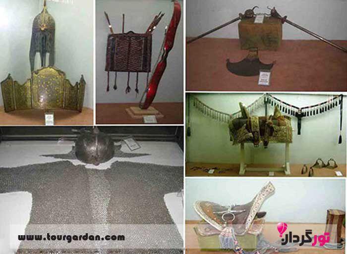 موزه نادری مشهد