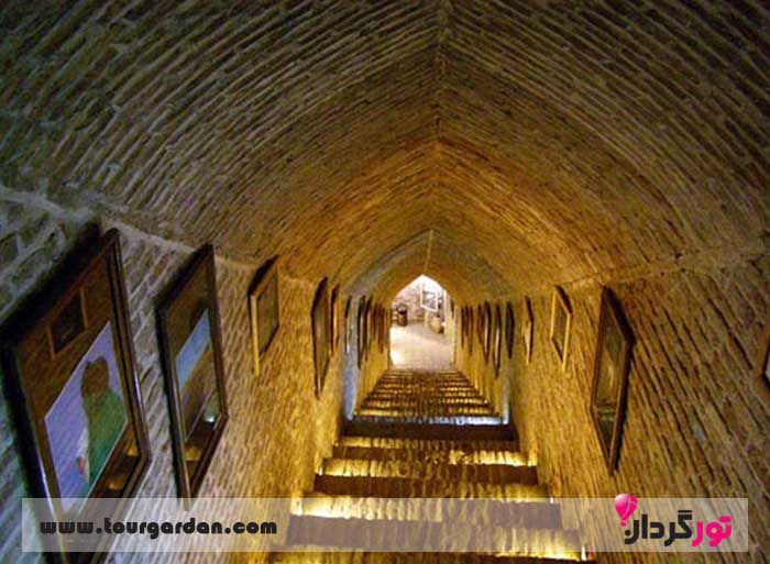 موزه آب مشهد