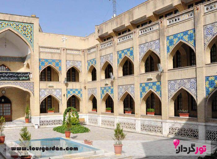 مدرسه نواب مشهد