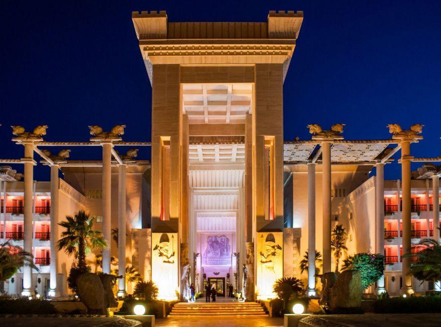 تور هتل داریوش کیش از تهران