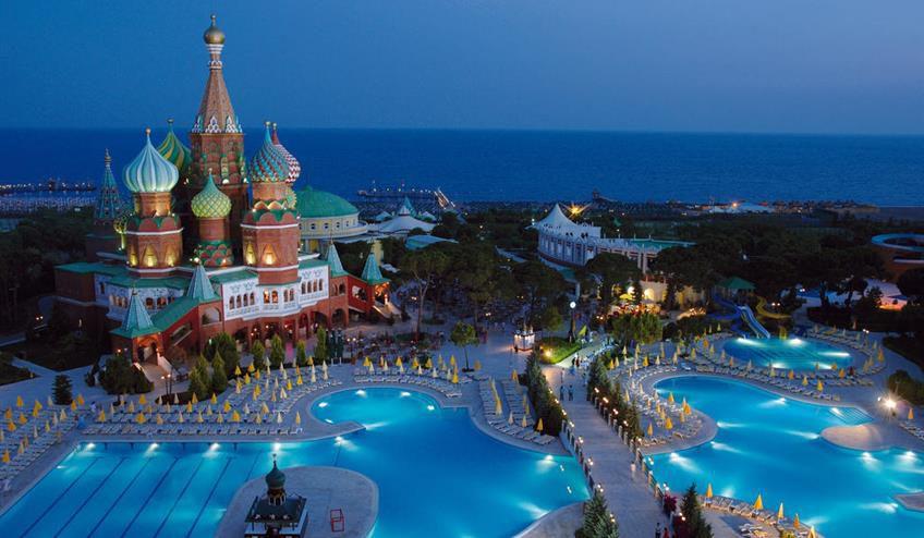 تور آنتالیا   هتل آستریا کرملین پالاس