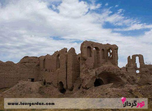 قلعه لک لک آشیان