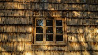 دهکده چوبین نیشابور و سازه هایی تمام چوبی