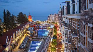 آفر ویژه تور آنتالیا هتل اورنج کانتی بلک