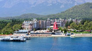 تور آنتالیا از تهران هتل اورنج کانتی کمر