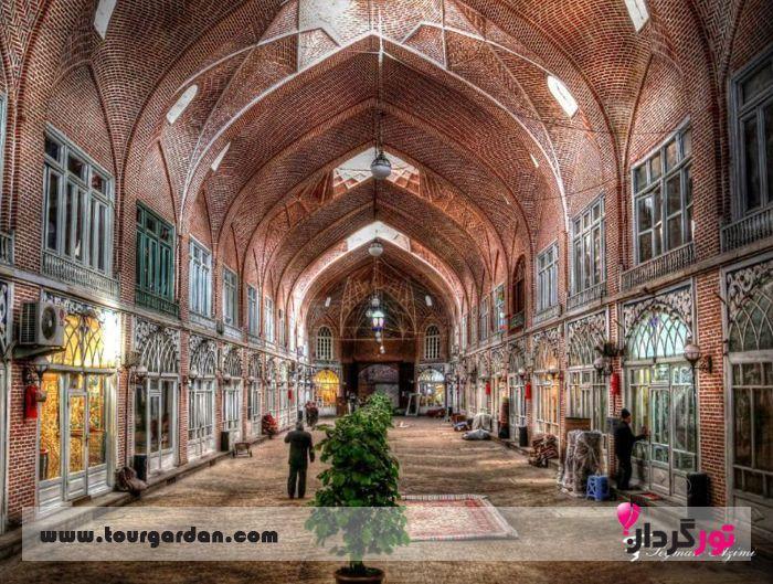 بازار قدیم تبریز