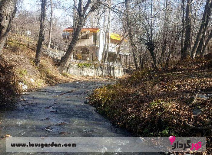 روستای ازغد طرقبه
