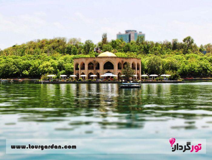 باغ ائیل گلی تبریز